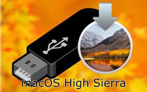 macOSのインストールメディア作成