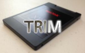 SSDのTRIM機能