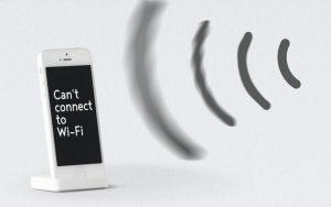 iPhoneのWi-Fiが不安定